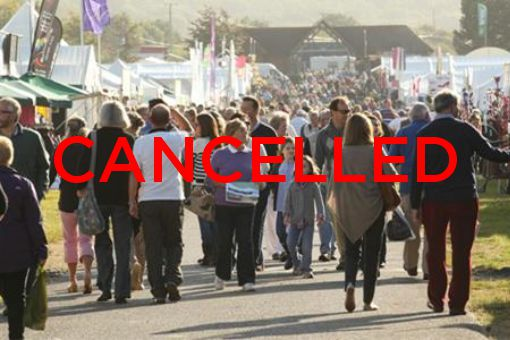 The Royal Berkshire Show is cancelled for 2020