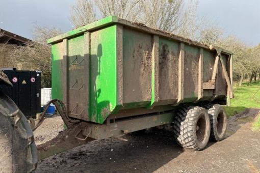 AW 12 Tonne Grain Trailer