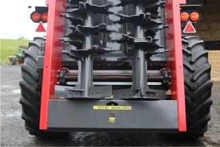 Agrispread muckspreader heavy duty rotor