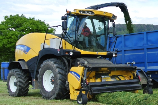 New Holland FR500 Forager