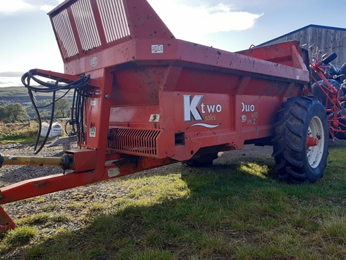 KTwo Duo 600