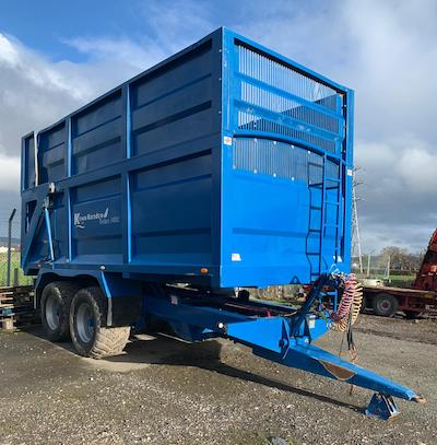 Ktwo 1400c Silage Trailer