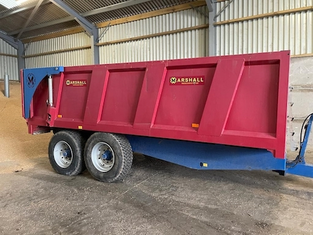 Rolland Rolltwin 165 Spreader