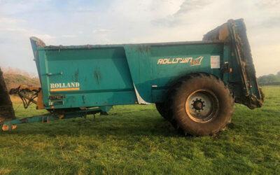 Rolland Rolltwin 165 Spreader