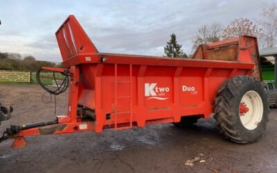 KTwo Duo 1200 Spreader (2004)