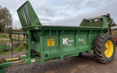 KTwo Duo 1200 Spreader (2009)