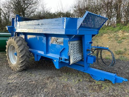 Agri-Spread AS 800 Spreader