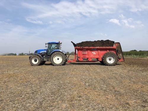 Agri-Spread VB-Pro 1200 Muck Spreader